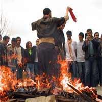 Nevruz'da 51 kişi tutuklandı