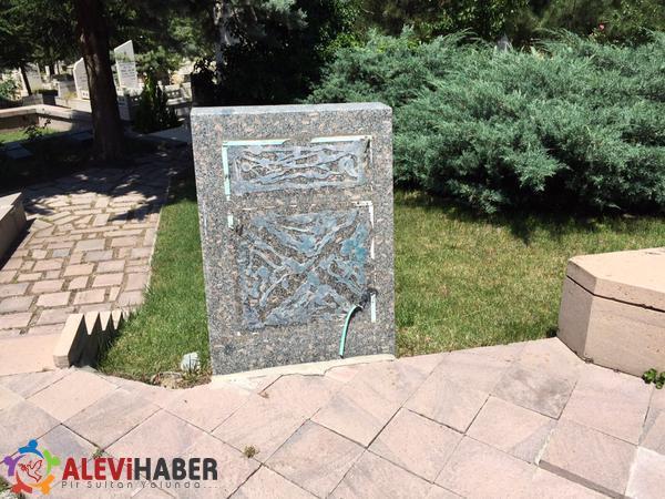 Madımak Anıt Mezarlığına Alçak Saldırı
