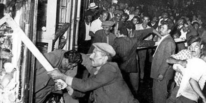 6-7 Eylül Türkiye tarihinin utanç sayfalarından biridir