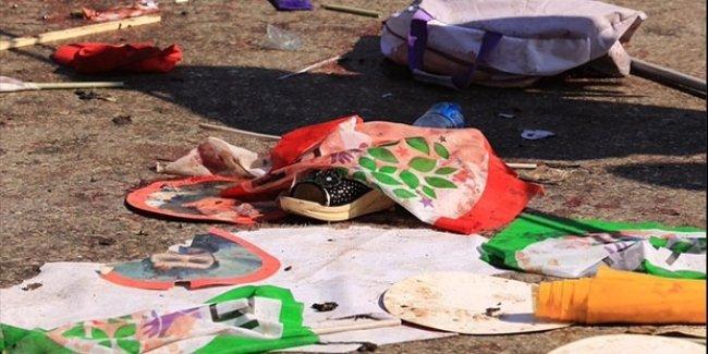 Ankara Barış Katliamı soruşturmasına gizlilik kararı