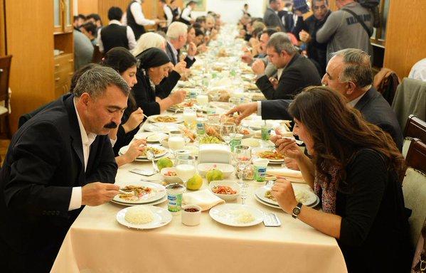 HDP Milletvekili Öker'den TBMM'de Muharrem lokması