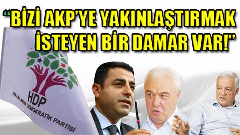 HDP'de önü açılan bazı Vekillerle Hesaplaşma zamanı