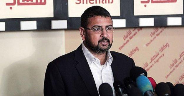 İslamo-Faşist Hamas'tan AKP'ye tebrik mesajı