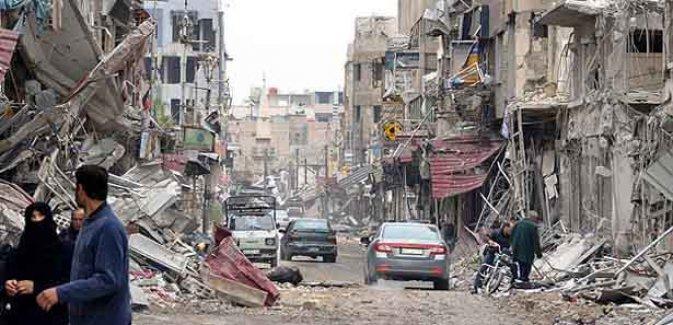 Humus'ta Alevi Katliamı: En az 30 kişi hayatını kaybetti