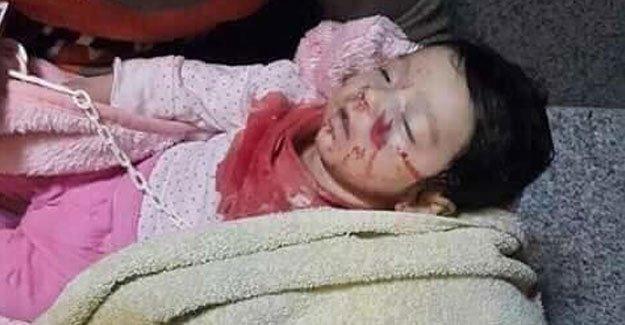 Devlet Kürt illerinde Bebekleri katlediyor
