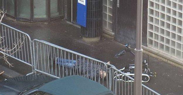 Paris'te Salako Misali İslamcı Canlı Bomba