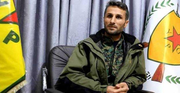 YPG: Türk ordusu 'IŞİD'i vuruyoruz' deyip bizi bombalıyor
