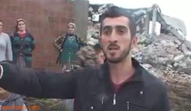 Alevi köyüne Saldırı