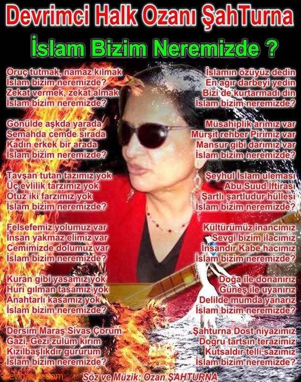 İslam bizim neremiz de? - Ozan Şahturna