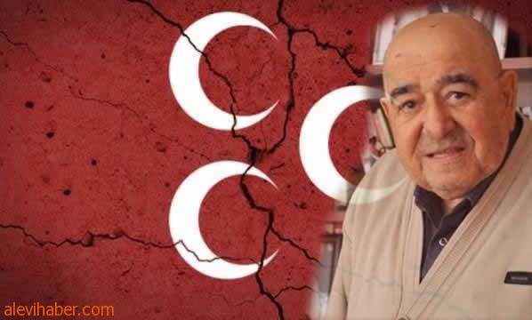 'Üç Hilal'in fikir babası Soysuz Ermeni Ülkücü-Faşist Dabağyan öldü