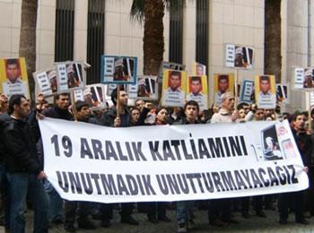 19 Aralık'ta yaşamını yitirenler tüm yurtta anıldı