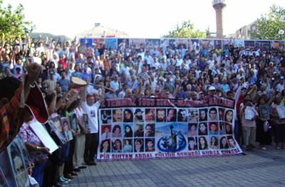 Bursa'da 2 Temmuz anması