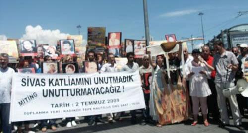 İstanbul'da 2 Temmuz çağrısı...