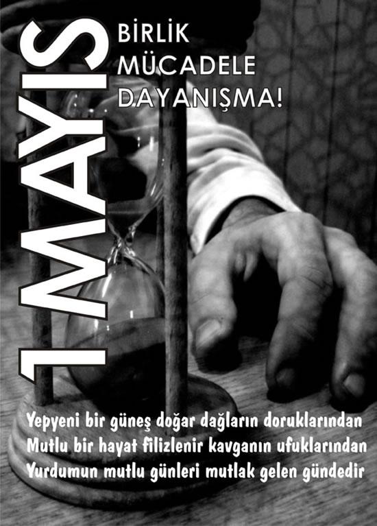 Taksim'de 1 Mayıs için ortak açıklama