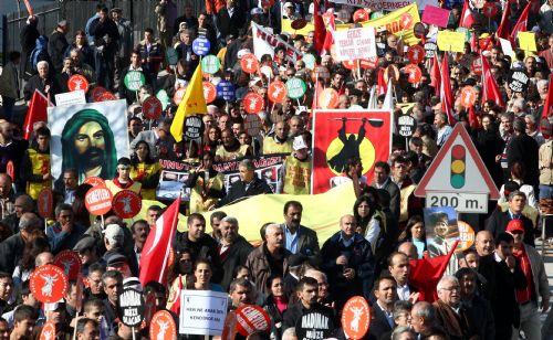 Ankara'da Alevilerin günü