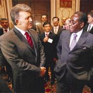 Fethullah Gülen Cemaatinin İftarında Bir Cumhurbaşkanı