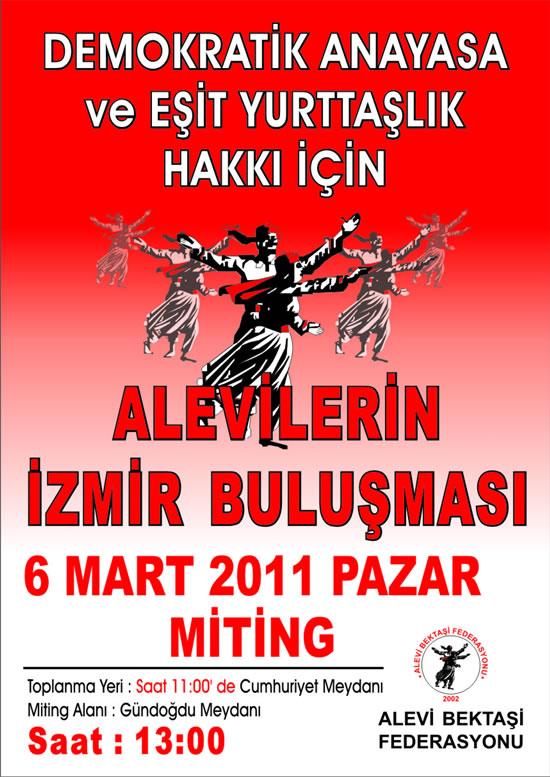 ABF: Haklı Taleplerimizi Almak İçin Bu Defa İzmir'de Olacagız...
