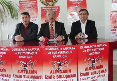ABF Başkanı Balkız: Alevi açılımı kof çıkmıştır
