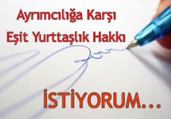 """""""8 Kasım'da Kadıköy'deyiz"""" çağrısına Kamer Genç ve Süleyman Çelebi'de katıldı"""