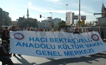 Büyük Alevi Mitingi: Yüz binler eşit yurttaşlık için yürüdü