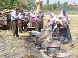 Abdal Musa Dergâhı'nın kazanları hala kaynıyor