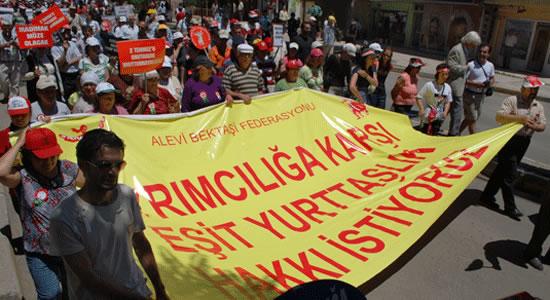 Ayrımcılığa Karşı Eşit Yurttaşlık Hakkı mitingine destek yağıyor