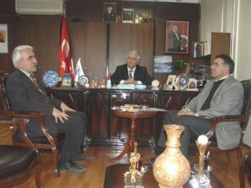 ABF'den Türk Dil Kurumu'na Teşekkür Ziyareti