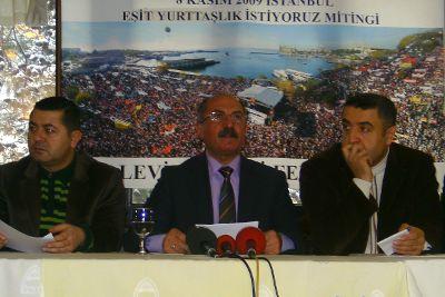 Aleviler: AKP'nin oyununa gelmeyeceğiz