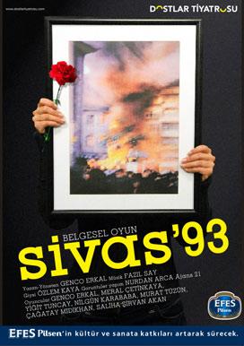Dostlar Tiyatrosu'nun yeni oyunu Sivas '93