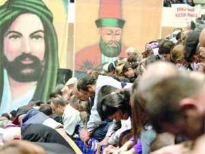 Murat AKSOY : Demokratlık sırası Alevilerde