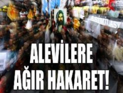 Eğitim-Sen Amasya Şubesi'nden Alevilere yönelik hakarete tepki