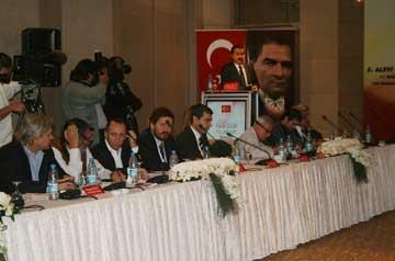 Alevisiz Çalıştaya İslamcı Damgası