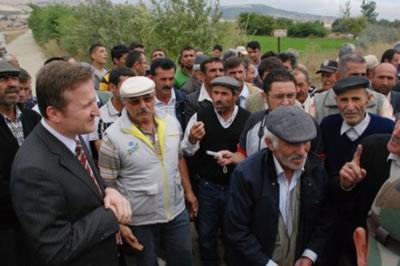9 Alevi Köyünün Yol İsyanı