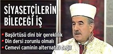 Ali Bardakoğlu NTV'ye Konuştu