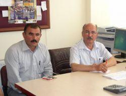ABF Başkanı Balkız'dan Çorum AKM'ye Ziyaret