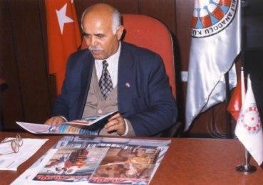 ABF Onursal Genel Başkanı Ali DOĞAN Anılıyor