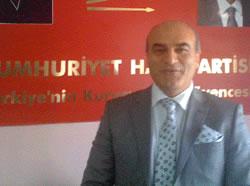 Avukat Ali Yılmaz CHP Ankara 2. Bölgeden Aday