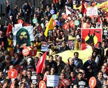 Aleviler'den Ankara'da Dev Miting
