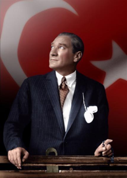 Okullara Tesbihli Atatürk Fotoğrafı