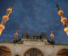 İstanbul'da adım başı mescit var