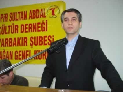 PSAKD Diyarbakır Şubesi 4. Olağan Genel Kurulu Yapıldı
