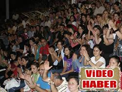 Alevi Kültür Festivali'nde Dostluk ve Kardeşlik Mesajları Verildi