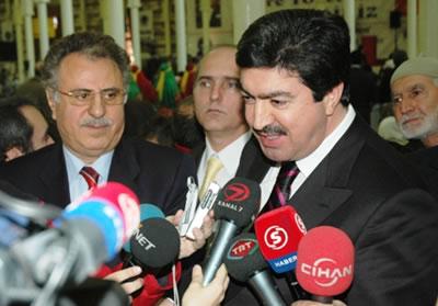 AKP'den yeni Alevi açılımı