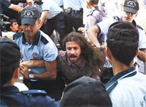 Deniz Feneri protestosuna 13 gözaltı