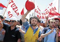 Tuzla'da suçlu bulundu!: Dış Mihraklar