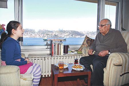 Yaşar Kemal : 'Alevileri çok seviyorum'
