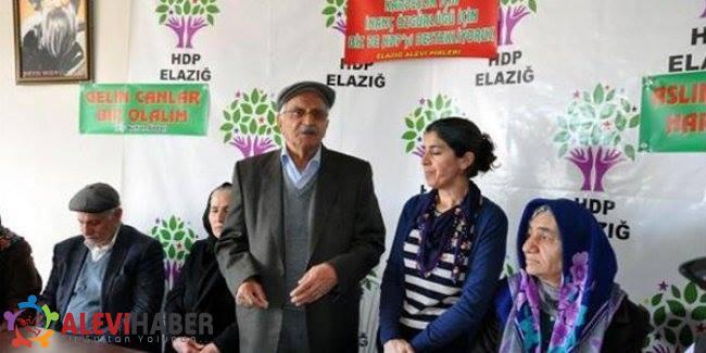 Alevi Dedeleri ve Pirleri'nden HDP'ye destek