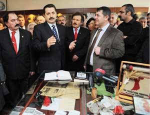 'Utanç Müzesi'ne Sivas çekincesi