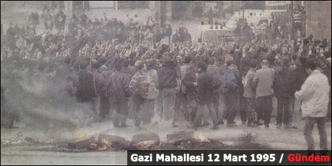 Gazi davası halkın vicdanında kapanmadı