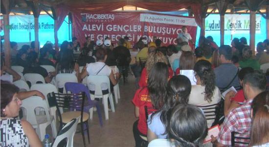 2. Alevi Gençlik Forumu Hacıbektaş'ta yapıldı